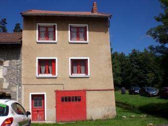 Vente Maison 6 pièces 135m² Craponne-sur-Arzon (43500) - photo
