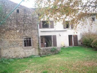 Vente Maison 6 pièces 130m² Cunlhat (63590) - photo