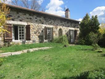 Vente Maison 6 pièces 115m² Chaspinhac (43700) - photo