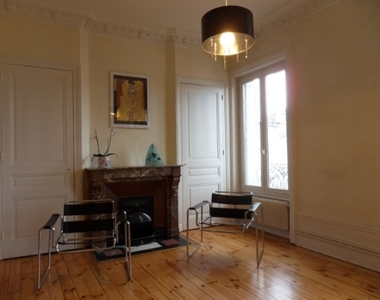 Location Appartement 2 pièces 55m² Saint-Étienne (42000) - photo