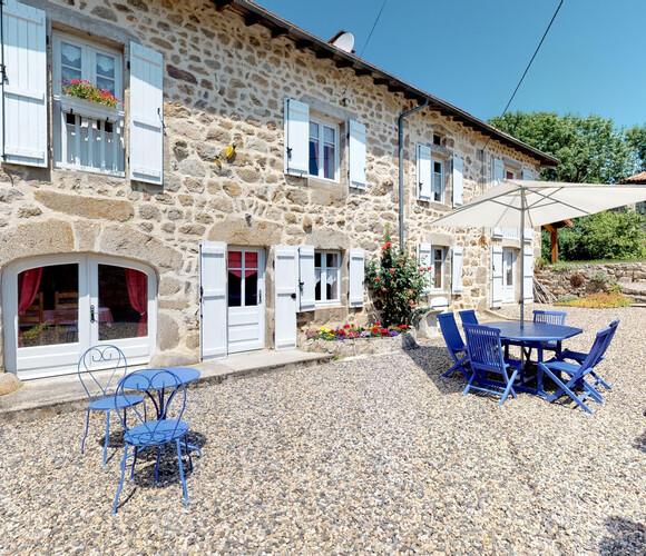 Vente Maison 6 pièces 153m² Saint-Pal-de-Chalencon (43500) - photo
