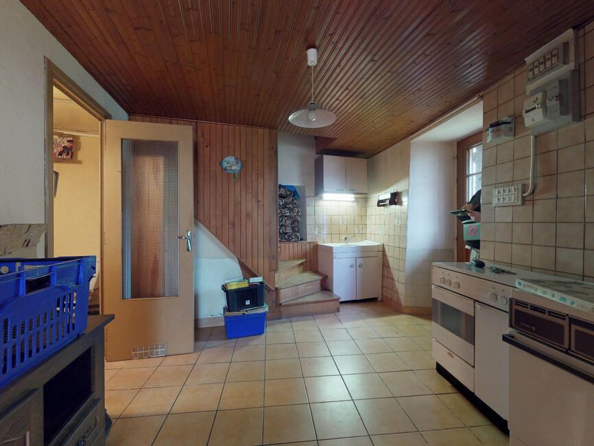 Vente Maison 4 pièces 70m² Saint-Germain-l'Herm (63630) - photo