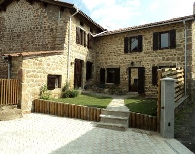 Location Maison 5 pièces 110m² Usson-en-Forez (42550) - photo