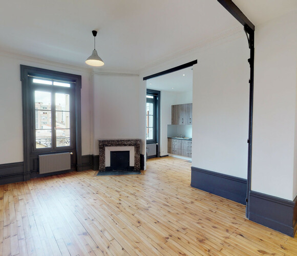 Vente Appartement 3 pièces 64m² Saint-Étienne (42100) - photo