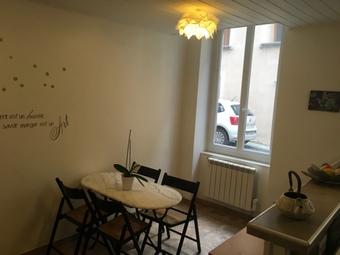 Location Maison 3 pièces 55m² Issoire (63500) - photo