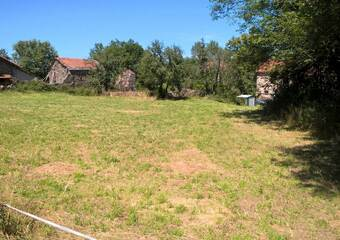Vente Terrain 1 765m² Retournac (43130) - photo