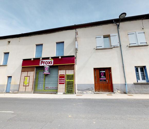 Vente Maison 7 pièces 320m² Saurier (63320) - photo