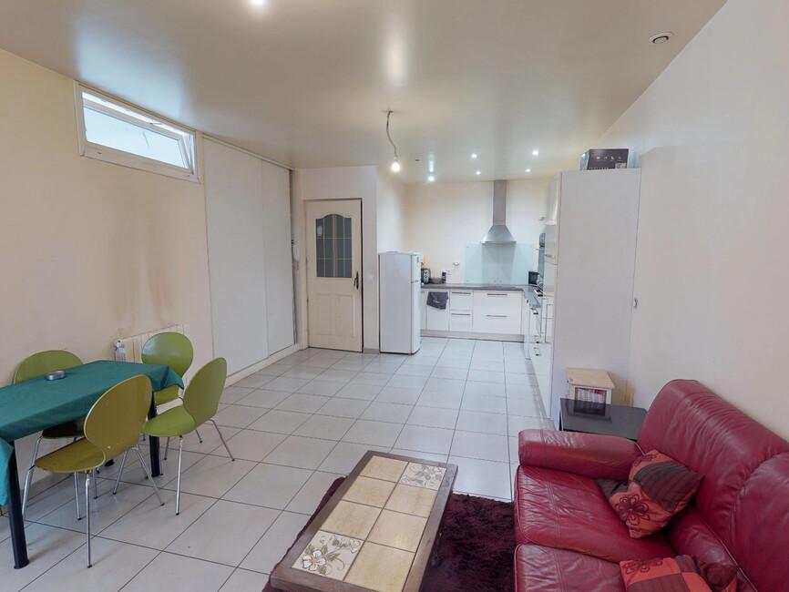 Vente Appartement 2 pièces 50m² Saint-Étienne (42100) - photo