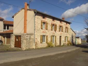 Location Maison 7 pièces 150m² Soleymieux (42560) - photo