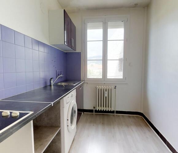 Vente Appartement 3 pièces 53m² Langeac (43300) - photo