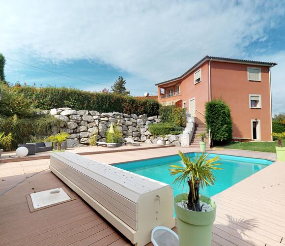 Vente Maison 10 pièces 223m² Saint-Victor-sur-Loire (42230) - photo