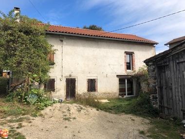Vente Maison 4 pièces 185m² Beaulieu (43800) - photo
