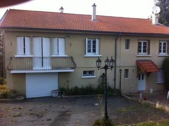 Vente Maison 6 pièces 130m² Le Chambon-Feugerolles (42500) - photo