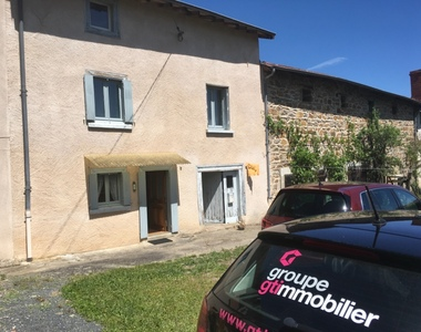 Vente Maison 4 pièces 80m² Ambert (63600) - photo
