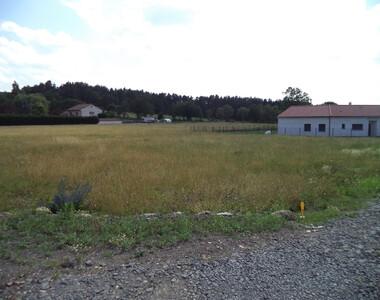 Vente Terrain 950m² Saint-Paulien (43350) - photo
