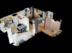 Location Appartement 1 pièce 35m² Rozier-Côtes-d'Aurec (42380) - Photo 6