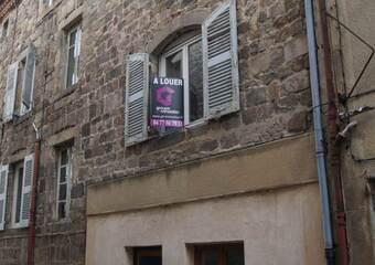 Location Maison 4 pièces 90m² Saint-Bonnet-le-Château (42380) - photo