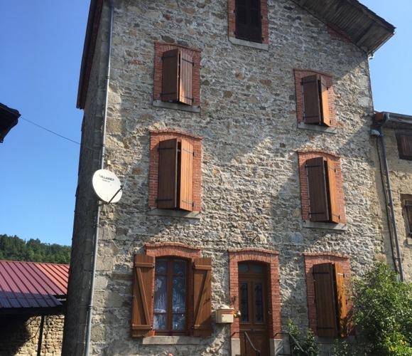 Vente Maison 4 pièces 141m² Vertolaye (63480) - photo