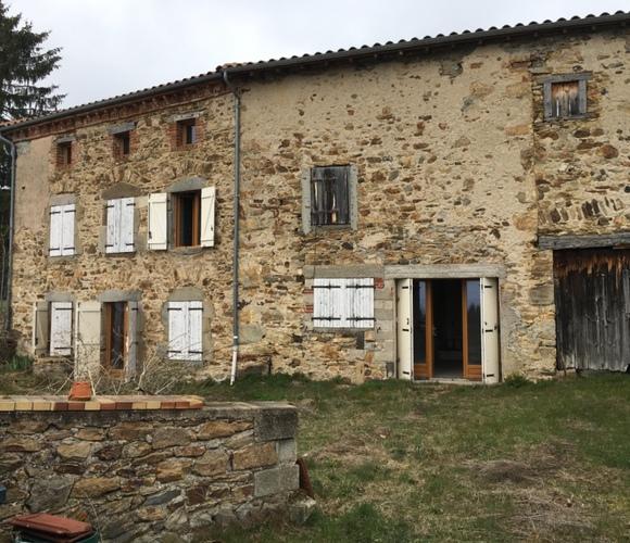 Vente Maison 5 pièces 140m² Champagnac-le-Vieux (43440) - photo