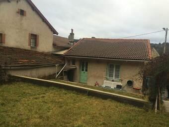 Vente Maison 2 pièces Usson-en-Forez (42550) - photo