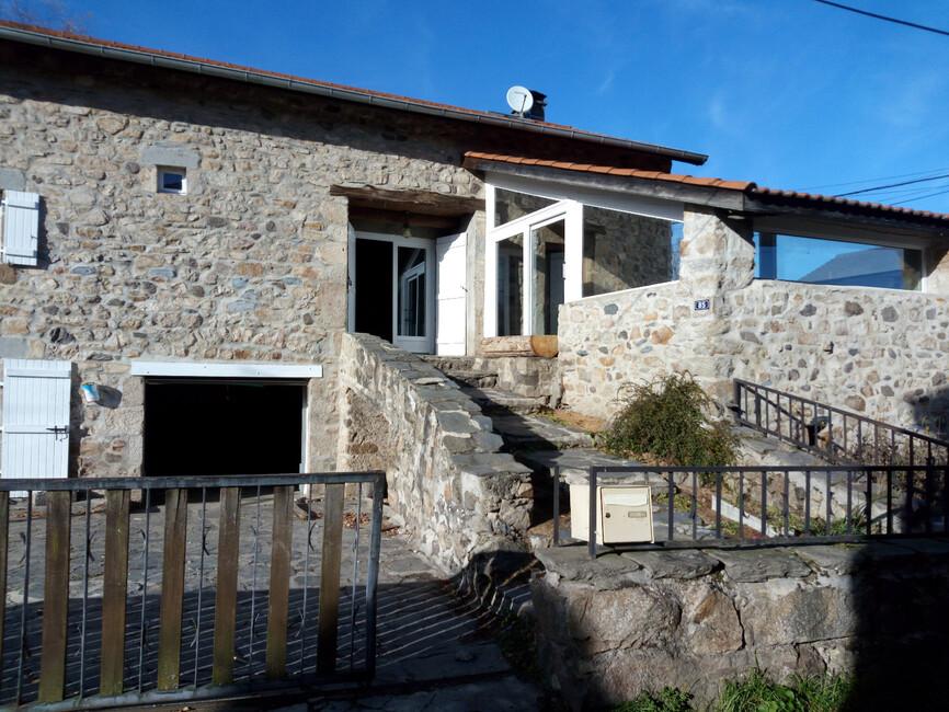 Vente maison 7 pi ces yssingeaux 43200 333629 for Agence immobiliere yssingeaux
