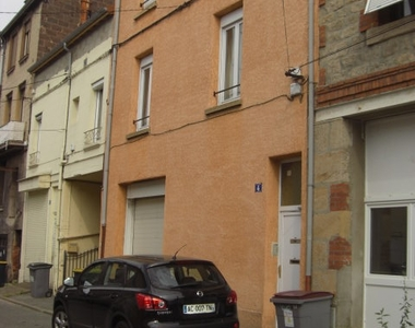 Location Garage 70m² Firminy (42700) - photo