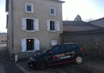 Vente Maison 6 pièces 100m² Marsac-en-Livradois (63940) - photo