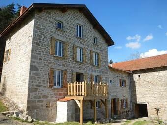 Vente Maison 7 pièces 190m² Le Brugeron (63880) - photo