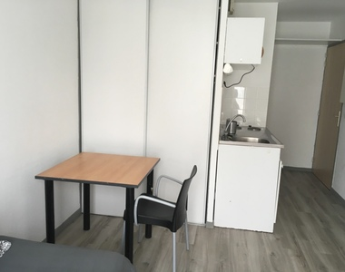 Location Appartement 1 pièce 19m² Saint-Étienne (42100) - photo
