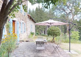 Vente Maison 7 pièces 189m² Saint-Germain-l'Herm (63630) - photo