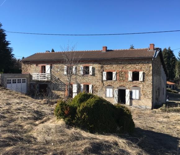 Vente Maison 6 pièces 130m² Champagnac-le-Vieux (43440) - photo