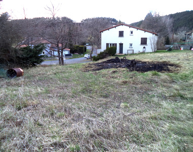 Vente Terrain 791m² Blavozy (43700) - photo