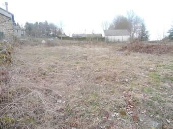 Vente Terrain 1 200m² Saint-Jeures (43200) - photo