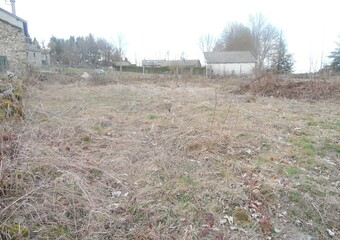 Vente Terrain 1 100m² Saint-Jeures (43200) - Photo 1