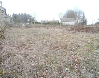 Vente Terrain 1 100m² Saint-Jeures (43200) - photo