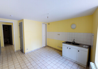 Location Appartement 2 pièces 27m² Saint-Genest-Malifaux (42660) - photo
