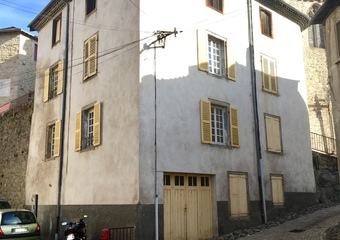 Vente Maison 3 pièces 98m² Olliergues (63880) - photo