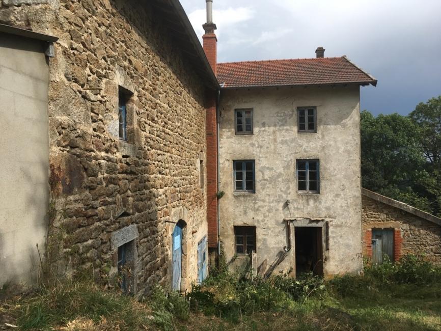 Vente Maison 110m² Saint-Anthème (63660) - photo