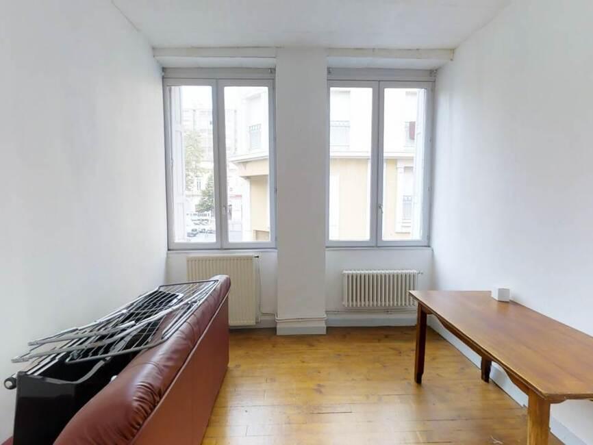 Vente appartement 2 pi ces saint tienne 42100 265964 for Location appartement atypique saint etienne