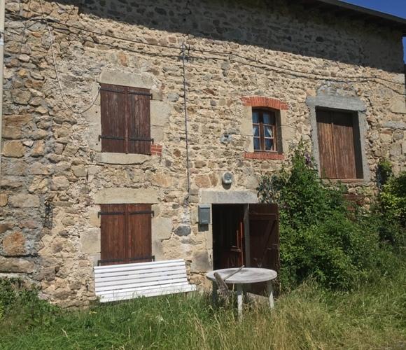 Vente Maison 4 pièces 110m² Saint-Bonnet-le-Chastel (63630) - photo