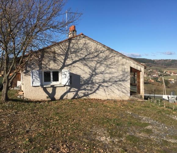 Vente Maison 3 pièces 36m² Vieille-Brioude (43100) - photo