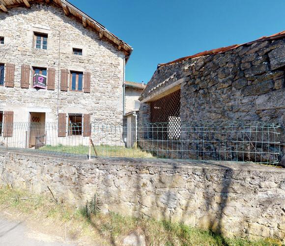 Vente Maison 4 pièces 97m² Félines (43160) - photo