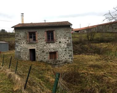 Vente Maison 3 pièces 66m² Saint-Didier-en-Velay (43140) - photo