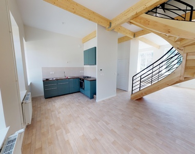 Location Appartement 4 pièces 83m² La Séauve-sur-Semène (43140) - photo