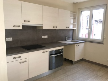 Location Appartement 2 pièces 33m² Saint-Just-Saint-Rambert (42170) - photo