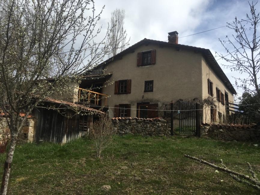 Vente Maison 6 pièces 200m² Ambert (63600) - photo