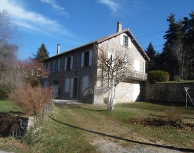Vente Maison 9 pièces 120m² Le Chambon-sur-Lignon (43400) - photo
