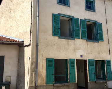 Vente Maison 4 pièces 60m² Ambert (63600) - photo