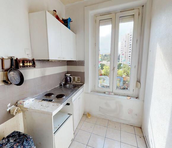 Vente Appartement 2 pièces 26m² Saint-Étienne (42100) - photo