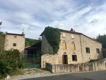 Vente Maison 11 pièces 328m² Lezoux (63190) - photo